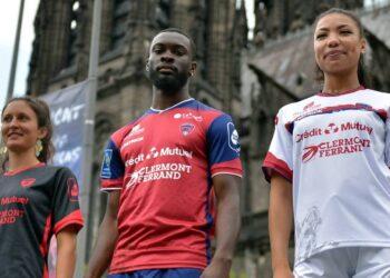 Camisetas Patrick del Clermont Foot 2021/22