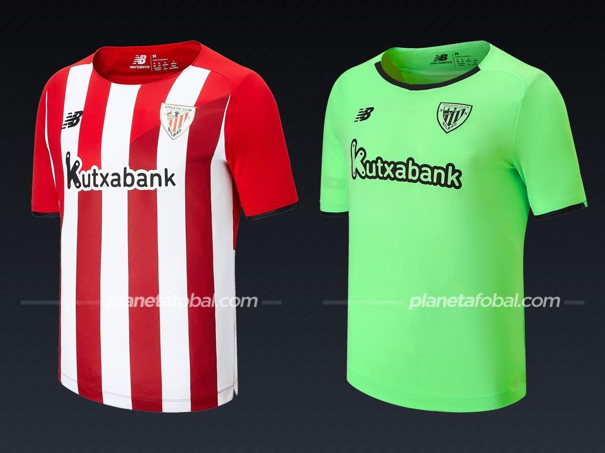 Athletic Club (New Balance)   Camisetas de LaLiga 2021/22