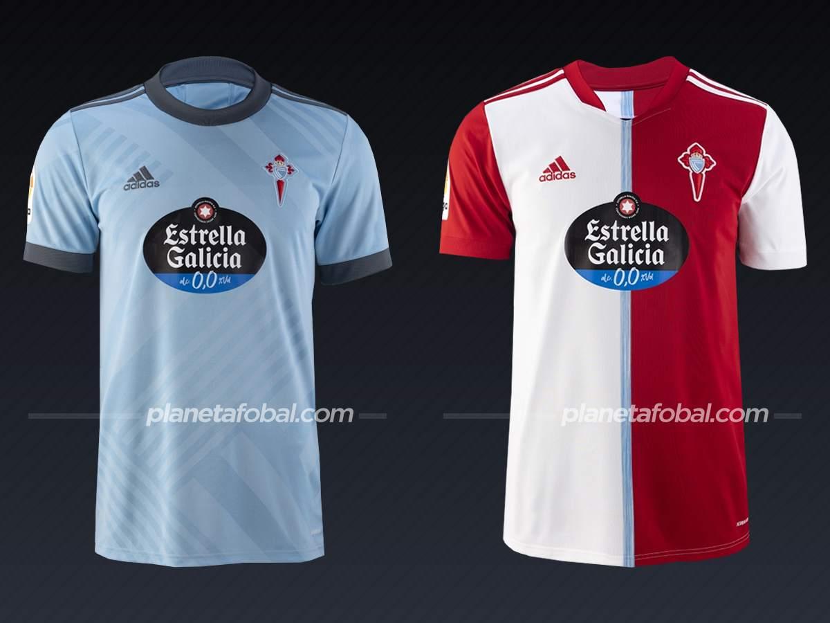 Celta (adidas)   Camisetas de LaLiga 2021/22