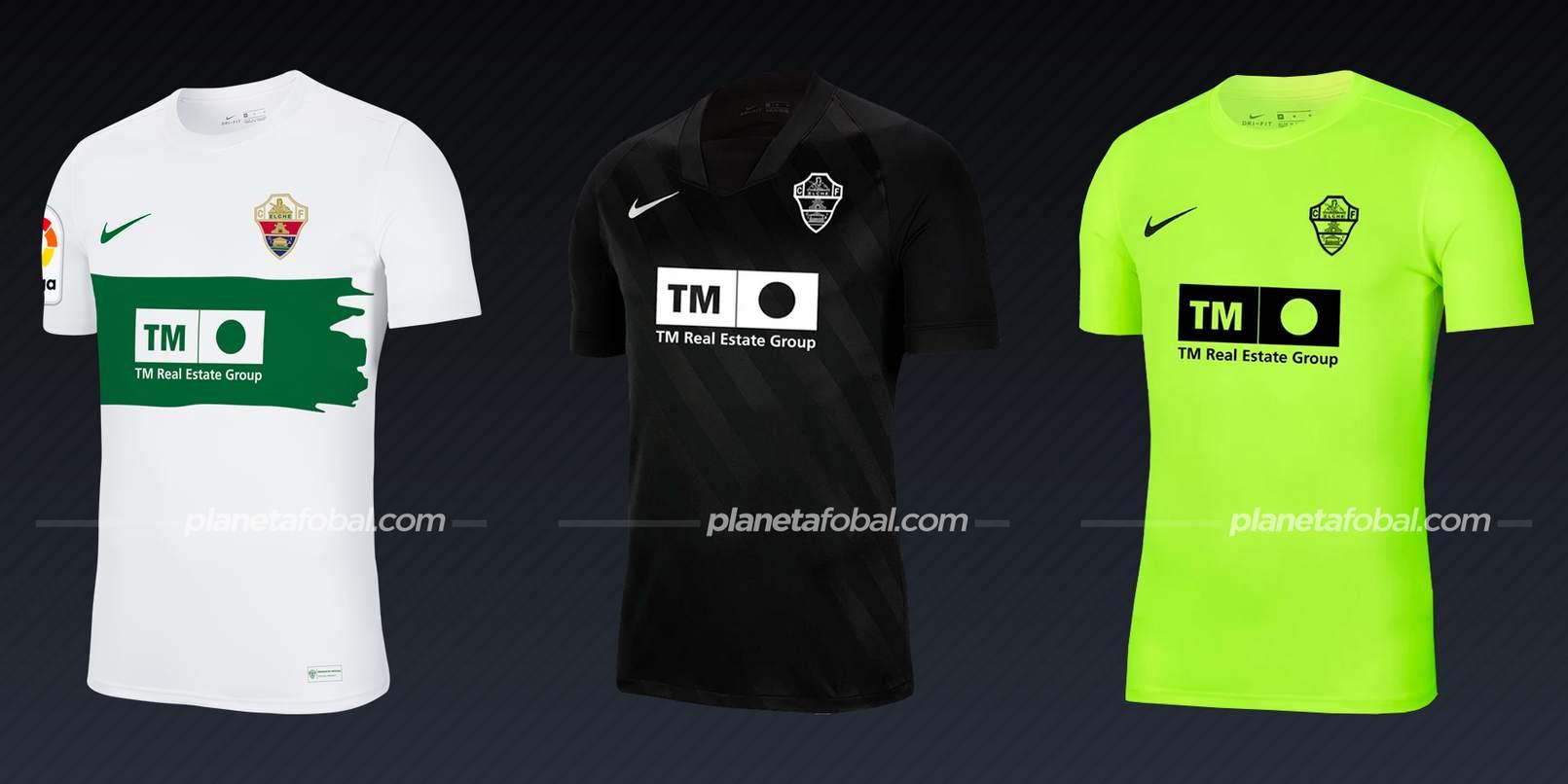 Elche (Nike)   Camisetas de LaLiga 2021/22