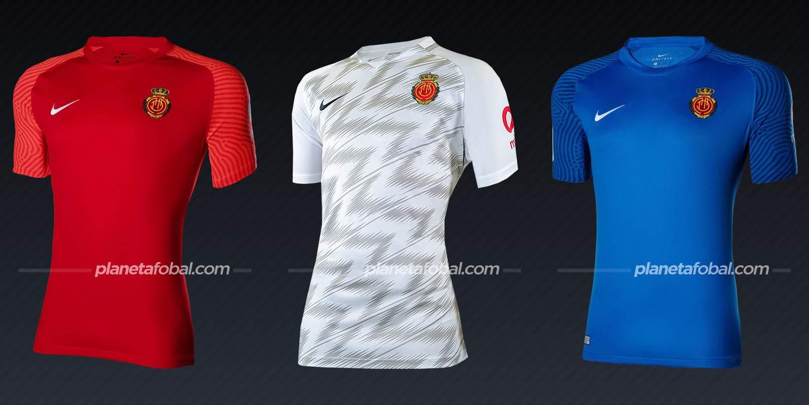 Mallorca (Nike)   Camisetas de LaLiga 2021/22