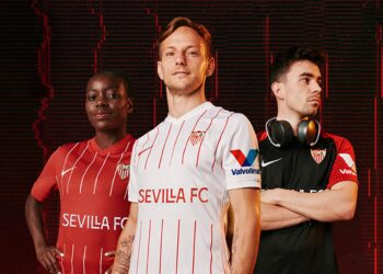 Equipaciones Nike del Sevilla 2021/2022