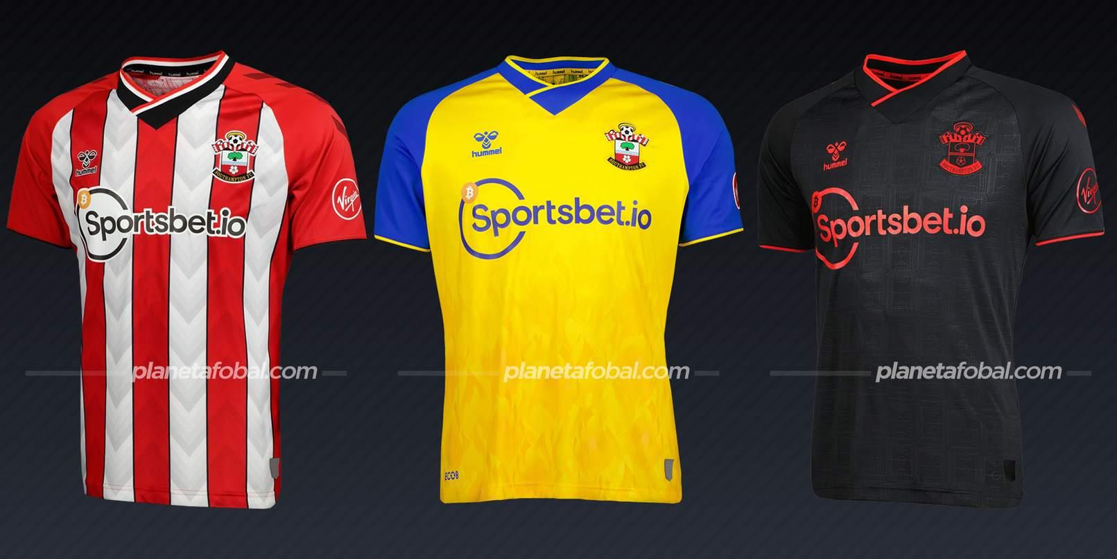 Southampton (Hummel) | Camisetas de la Premier League 2021/22