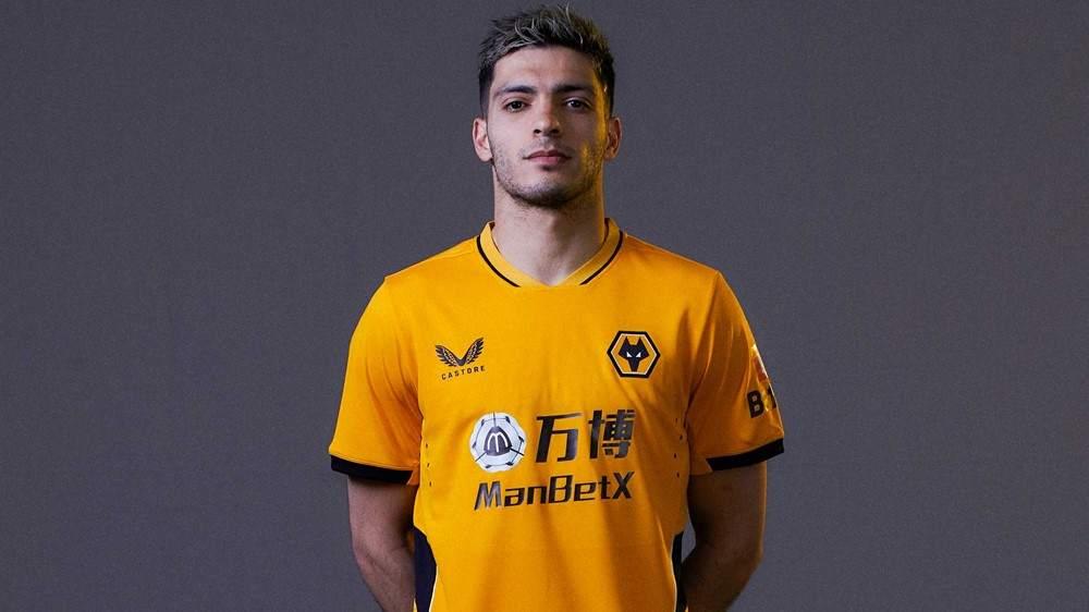 Camiseta Castore del Wolverhampton 2021/22