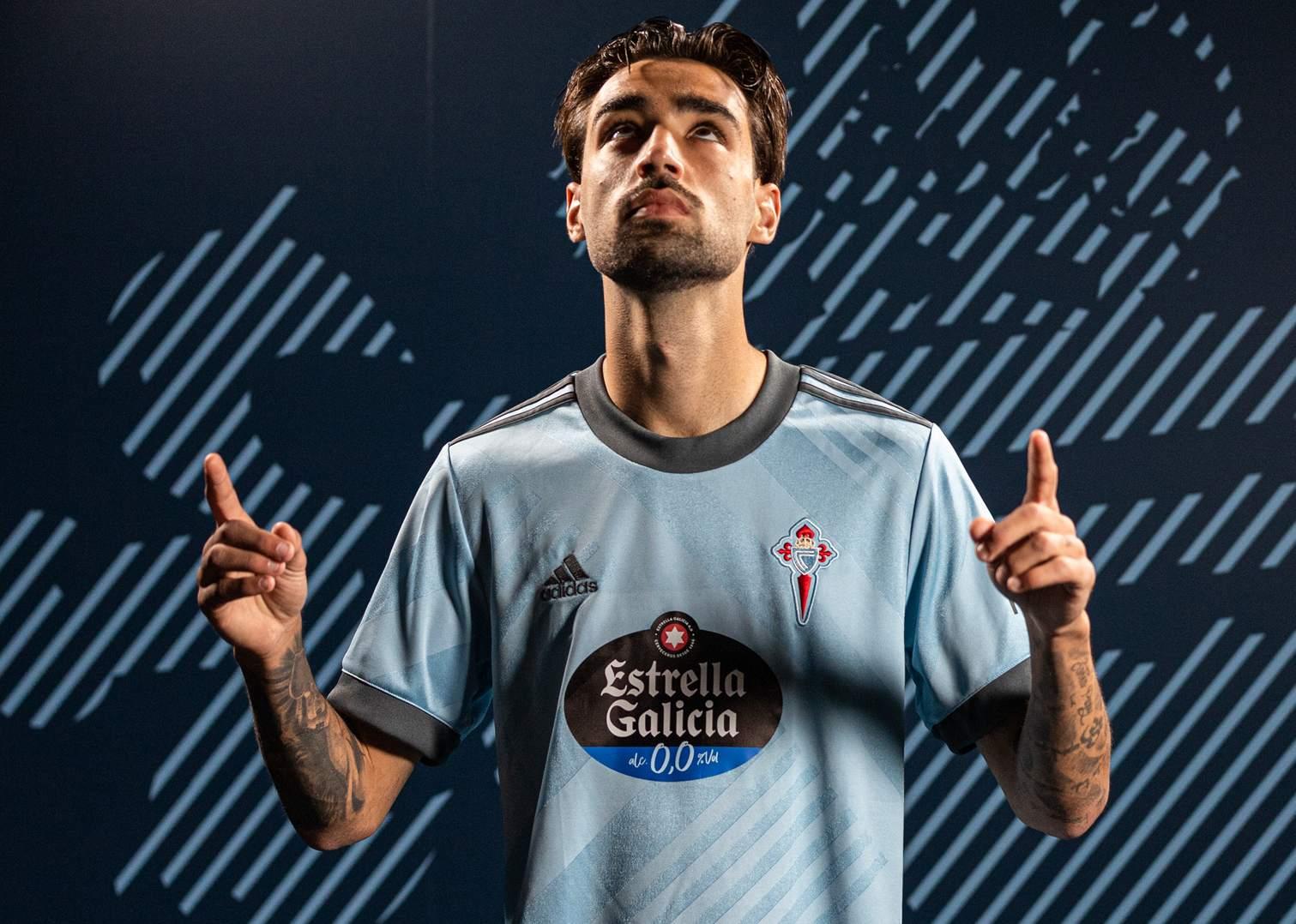 Camiseta adidas del Celta 2021/22