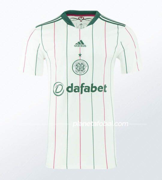 Tercera camiseta adidas del Celtic FC 2021/22