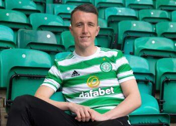 Camiseta adidas del Celtic FC 2021/22