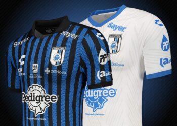 Camisetas Charly del Club Querétaro 2021/22