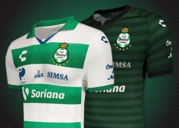 Jerseys Charly del Santos Laguna 2021/22