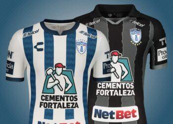 Camisetas Charly del Pachuca 2021/22