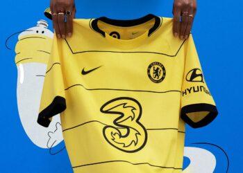 Camiseta suplente Nike del Chelsea 2021/22