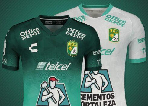 Camisetas Charly del Club León 2021/2022