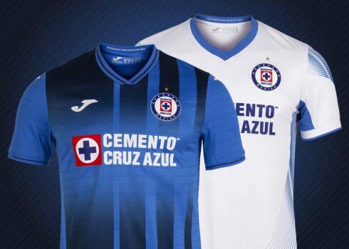 Camisetas Joma del Cruz Azul 2021/22