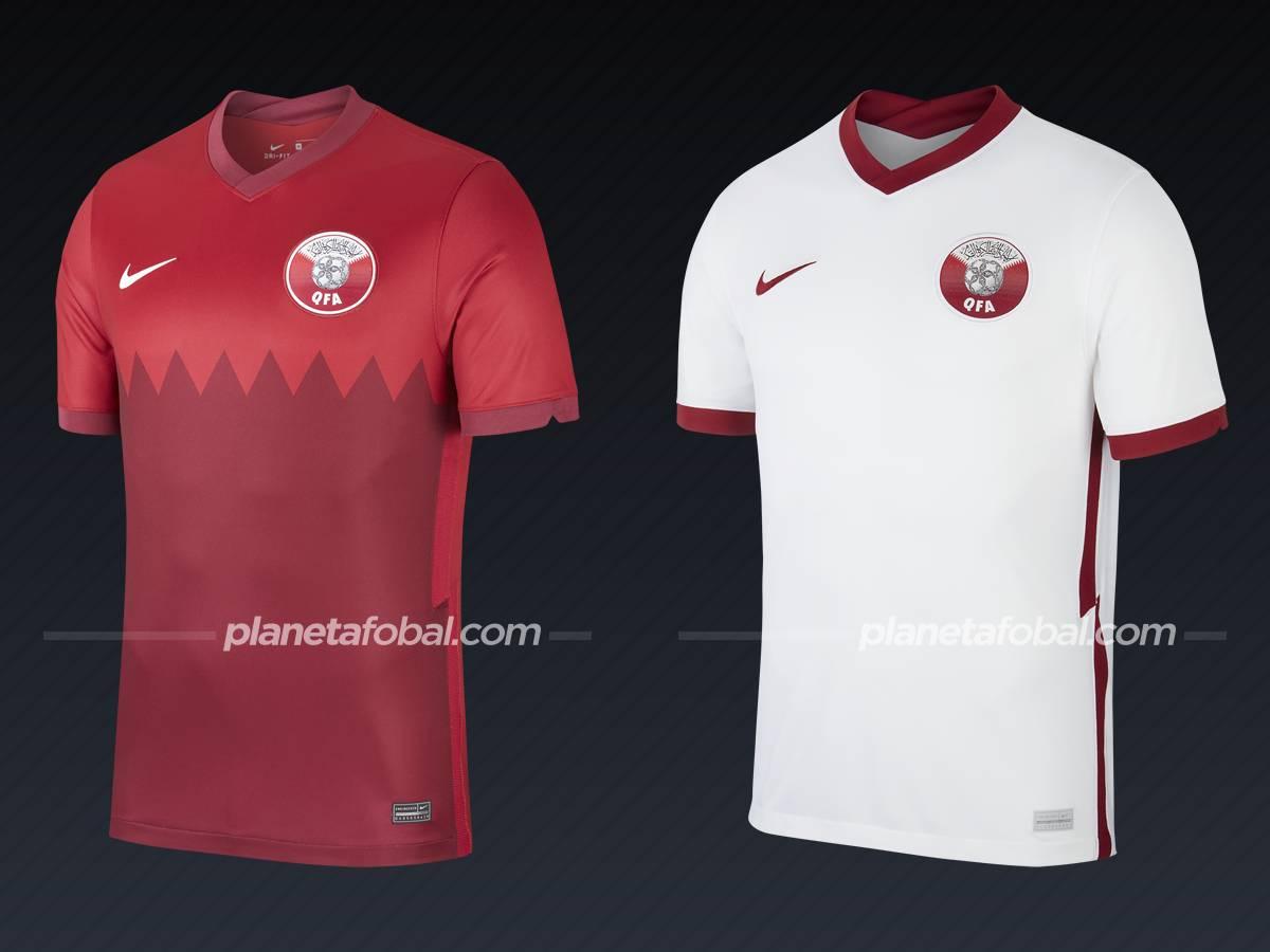 Catar (Nike) | Camisetas de la Copa Oro 2021