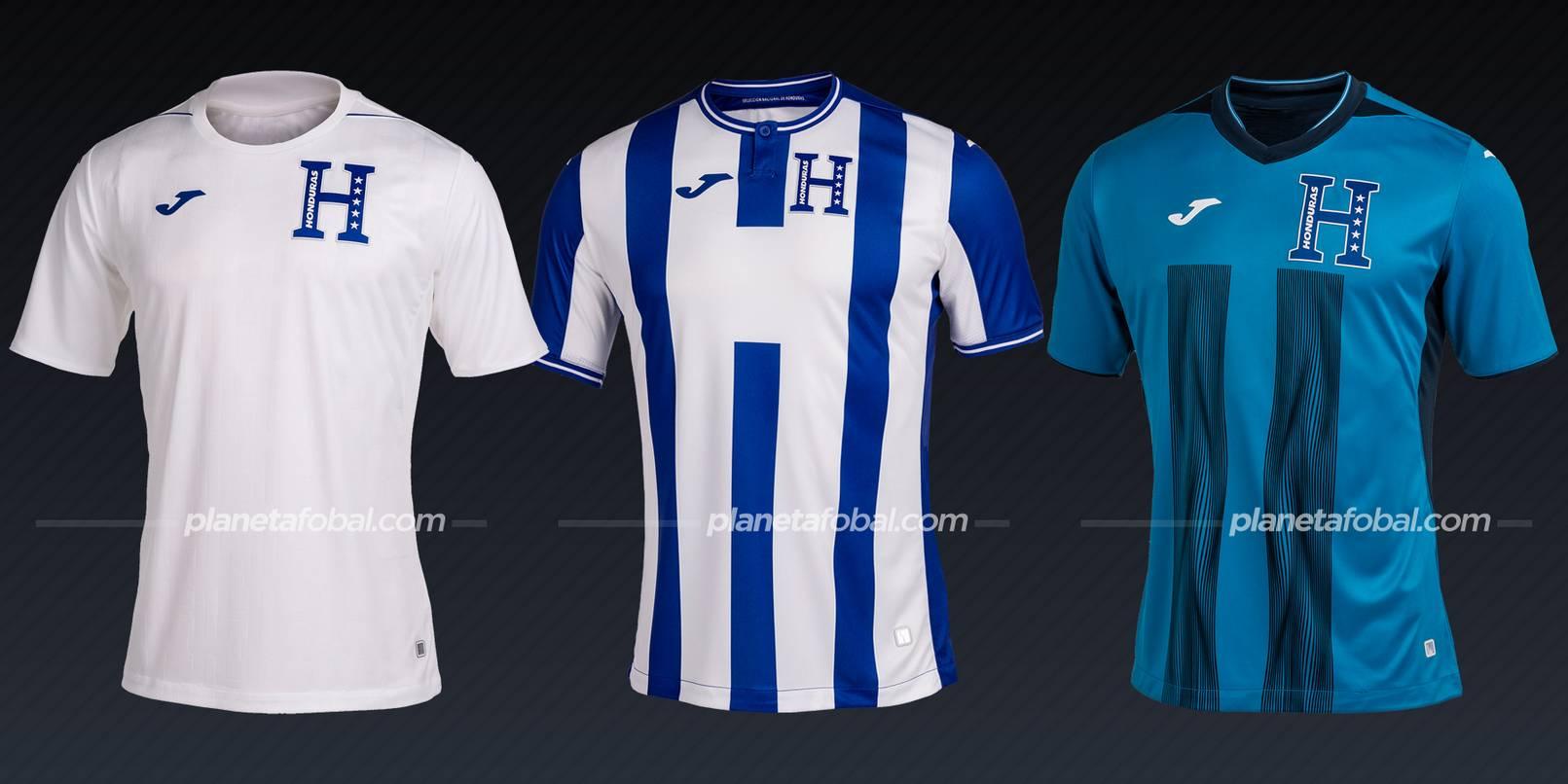 Honduras (Joma) | Camisetas de la Copa Oro 2021