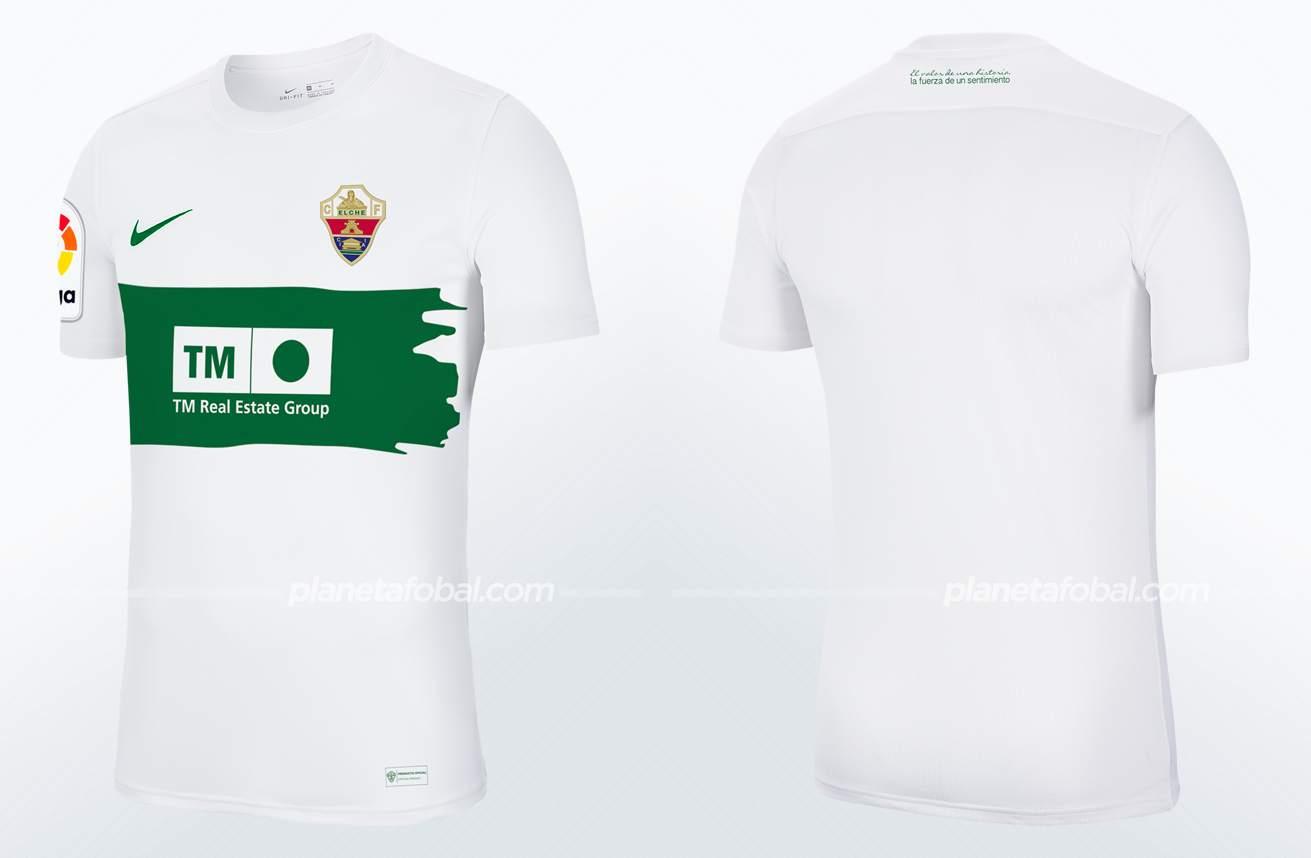 Camiseta local Nike del Elche CF 2021/2022