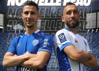 Camisetas Le Coq Sportif del ESTAC Troyes 2021/22