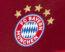 El escudo llevará 5 estrellas doradas por primera vez en su historia