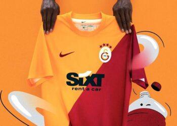 Camiseta Nike del Galatasaray 2021/22