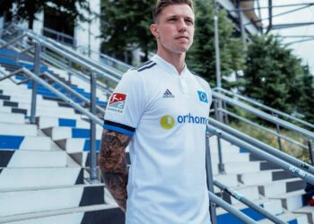 Camisetas adidas del Hamburgo 2021/22