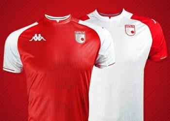 Camisetas Kappa de Independiente Santa Fe 2021/22