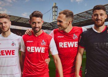 Camisetas uhlsport del FC Köln 2021/22