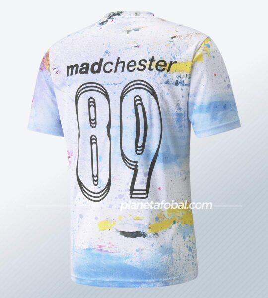 "Camiseta PUMA ""Madchester"" del Manchester City"