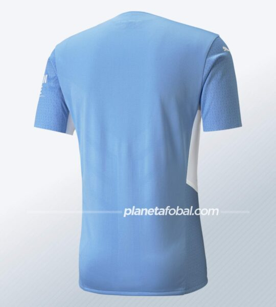 Camiseta Puma del Manchester City 2021/22