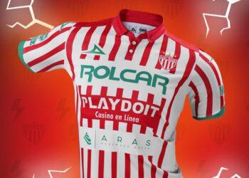 Camisetas Pirma del Club Necaxa 2021/22