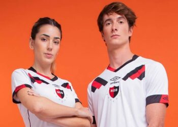 Camiseta suplente Umbro de Newell's 2021/22