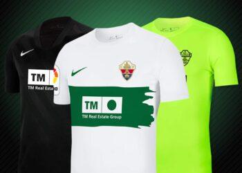 Camisetas Nike del Elche CF 2021/2022