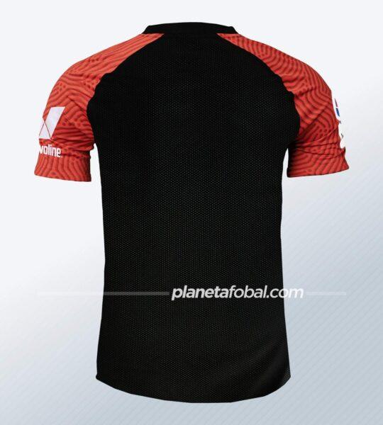 Tercera equipación Nike del Sevilla 2021/2022