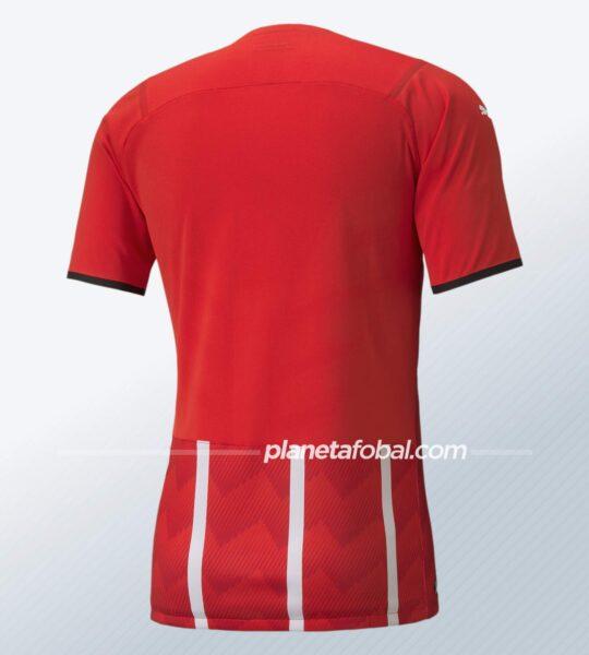 Camiseta Puma del PSV Eindhoven 2021/22