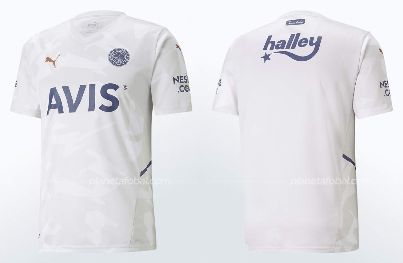 Camiseta suplente Puma del Fenerbahçe 2021/2022