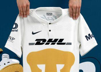 Camisetas Nike de los Pumas de la UNAM 2021/22