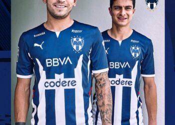 Camisetas Puma del Monterrey 2021/22