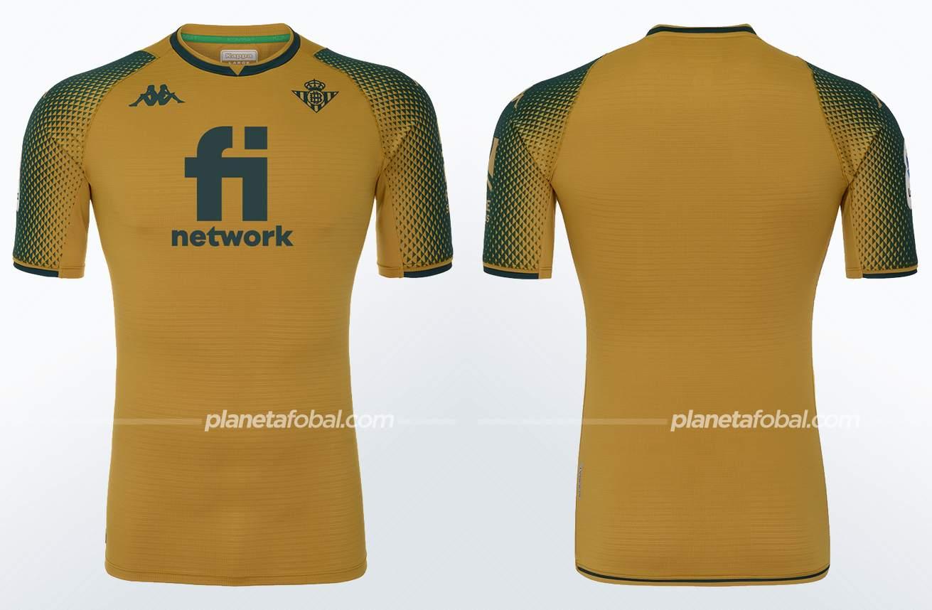 Tercera camiseta Kappa del Betis 2021/22