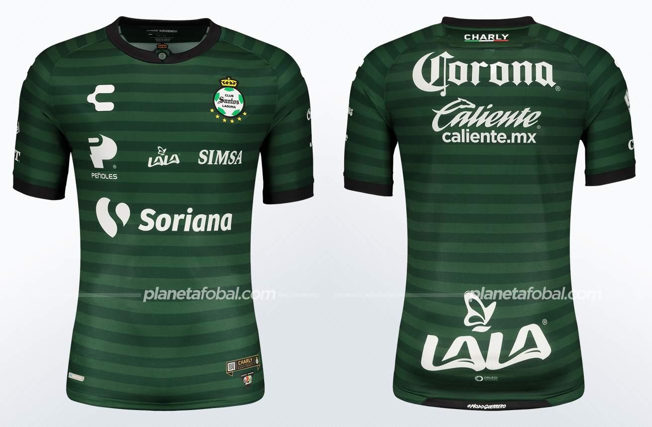 Camisetas Charly del Santos Laguna 2021/22