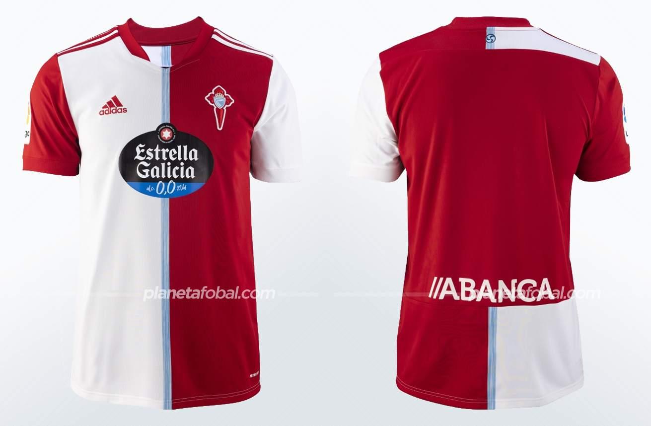 Camiseta suplente adidas del Celta 2021/22