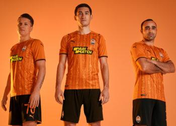 Camiseta Puma del Shakhtar Donetsk 2021/2022