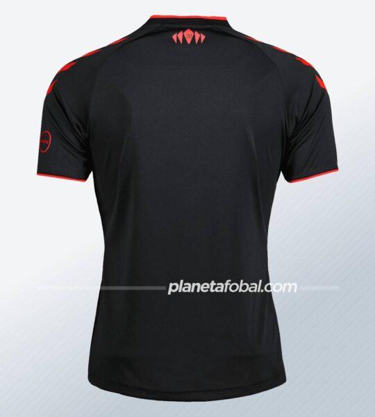 Tercera camiseta Hummel del Southampton FC 2021/22