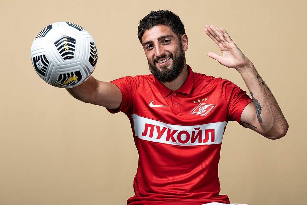 Camisetas Nike del Spartak Moscú 2021/22