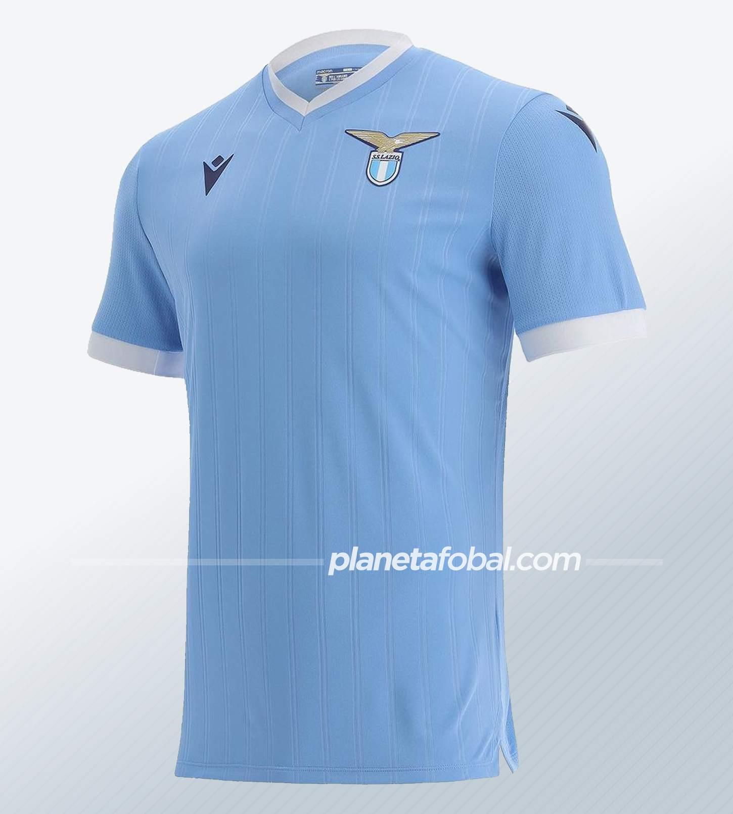 Camiseta Macron de la Lazio 2021/2022