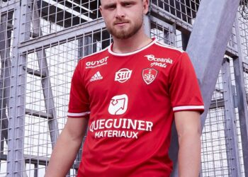 Camisetas adidas del Stade Brestois 2021/22