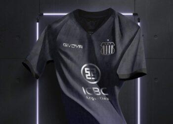Tercera camiseta Givova de Talleres 2021