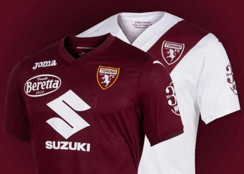Camisetas Joma del Torino 2021/22