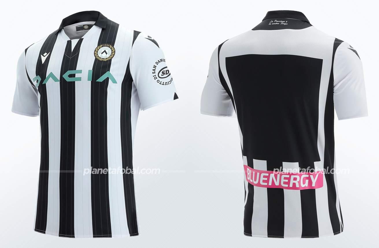 Camiseta Macron del Udinese 2021/22