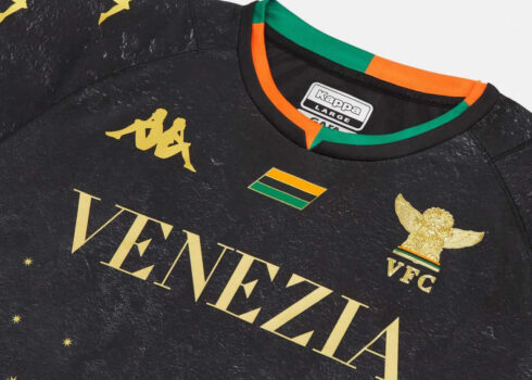 Camiseta Kappa del Venezia FC 2021/2022