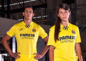 Camiseta Joma del Villarreal CF 2021/22 | Imagen Web Oficial