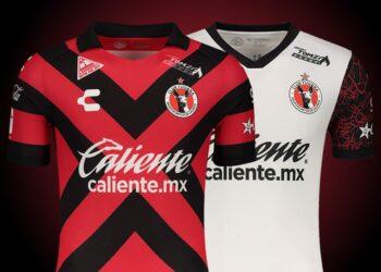 Jerseys Charly de los Xolos de Tijuana 2021/22